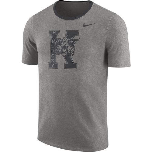 Nike Men's University of Kentucky Heavyweight Elevated Essentials Short Sleeve T-shirt