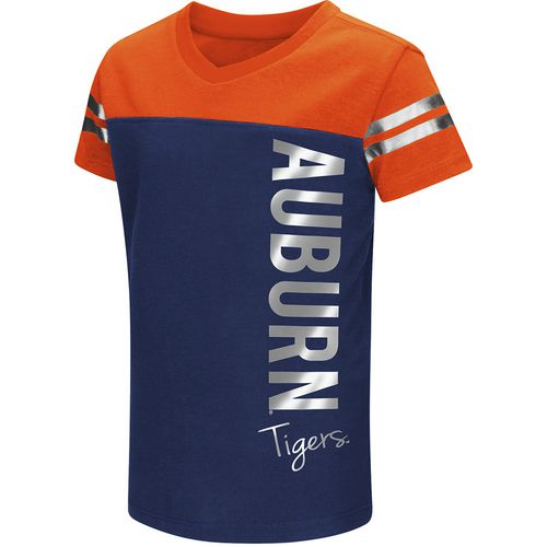 Colosseum Athletics Toddlers' Auburn University Cricket T-shirt