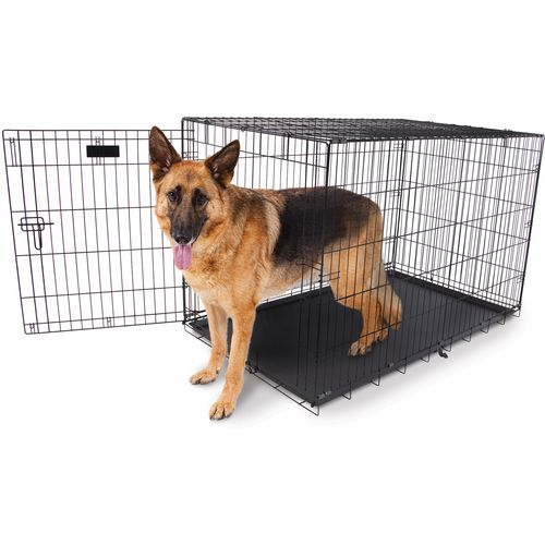 Display product reviews for Aspen Pet 48 in Home Training Wire Kennel