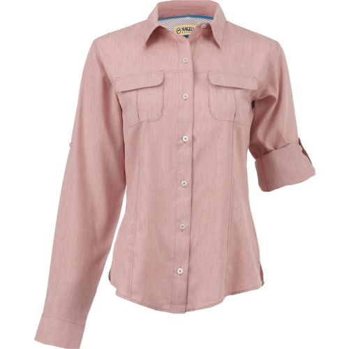 Magellan Outdoors Women's Aransas Pass Long Sleeve Shirt