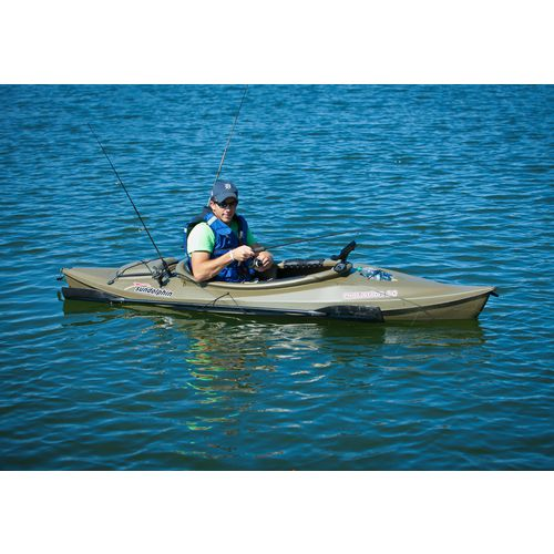 Sun dolphin excursion 10 ft fishing kayak academy for Fishing kayak academy