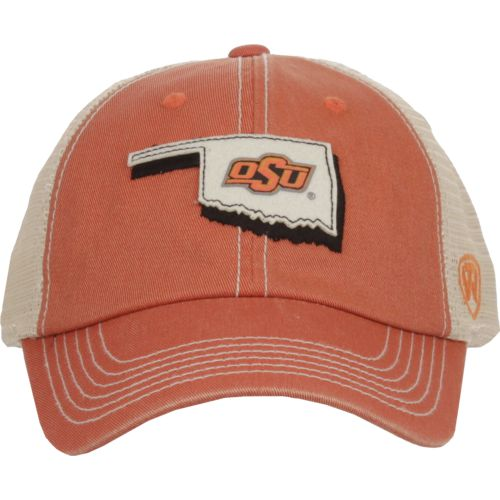 Top of the World Men's Oklahoma State University United 2-Tone Adjustable Cap - view number 1