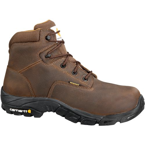Carhartt Men's 6 in Leather Work Hiker Boots - view number 1