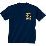 New World Graphics Men's East Tennessee State University Welcome Sign T-shirt - view number 2