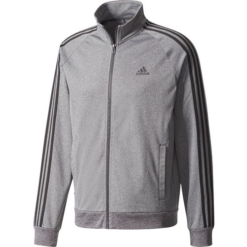 Display product reviews for adidas Men's Essentials 3-Stripe Tricot Track Jacket