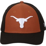 New Era Juniors' University of Texas 9FORTY The League Blocked Cap - view number 1