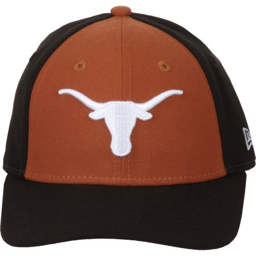 New Era Juniors' University of Texas 9FORTY The League Blocked Cap