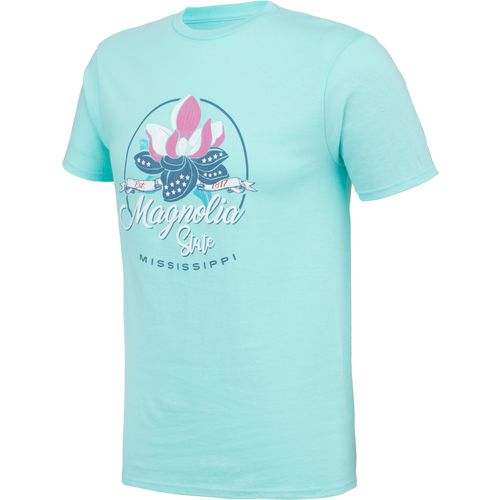 State Love Men's Magnolia State Short Sleeve T-shirt - view number 3