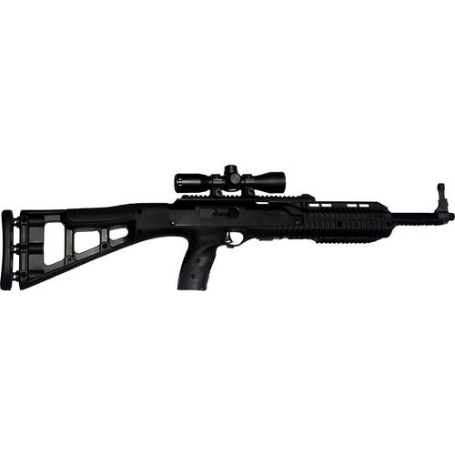 Hi-Point Firearms 995TS Carbine 9mm Luger Semiautomatic Rifle with 4 x 32 Scope