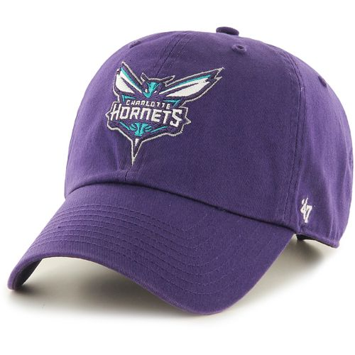'47 Charlotte Hornets Clean Up Cap