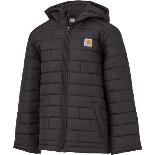 Carhartt Boys' Gilliam Hooded Jacket - view number 3