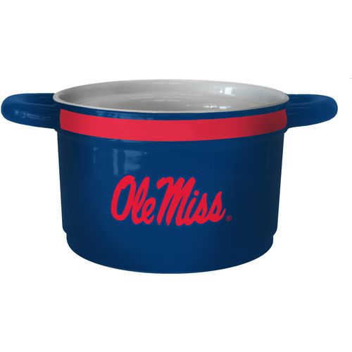 Boelter Brands Ole Miss Gametime 23 oz Ceramic Bowl