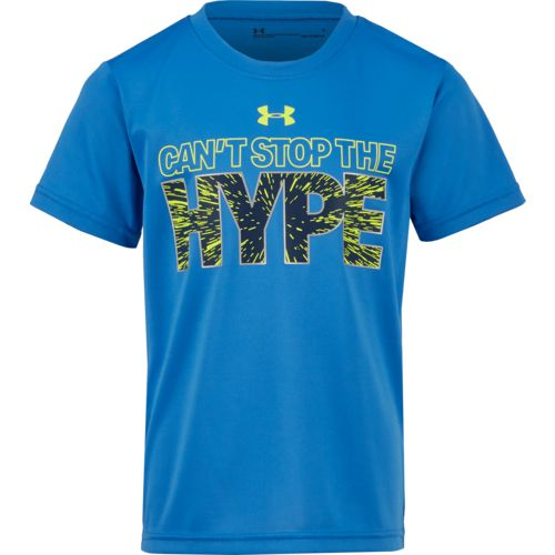 Under Armour Toddler Boys' Can't Stop the Hype T-shirt