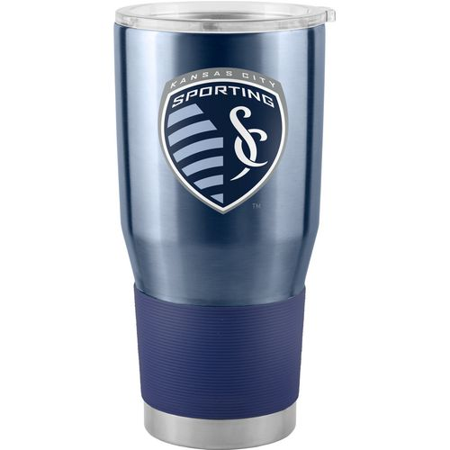 Boelter Brands Sporting Kansas City 30 oz Stainless Steel Ultra Tumbler - view number 1