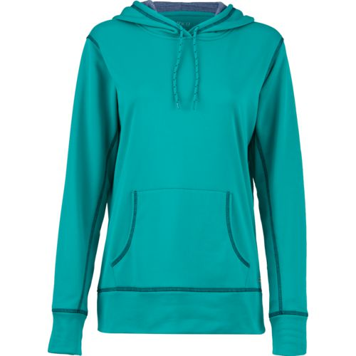 Display product reviews for BCG Women's Training Contrast Stitch Pullover Hoodie
