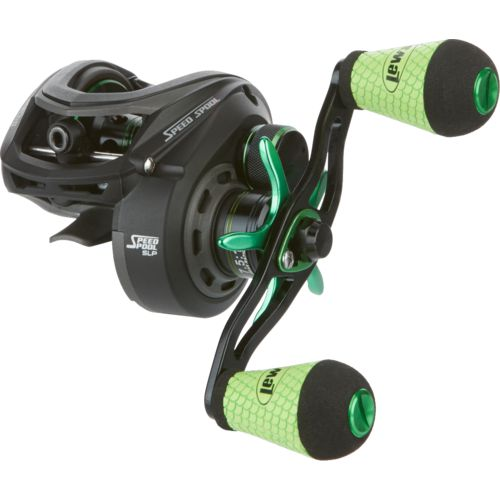Lew's Mach 2 SLP Speed Spool Baitcast Reel