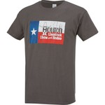 FireBrand Apparel Men's TX Flag Rodeo Short Sleeve T-shirt - view number 2