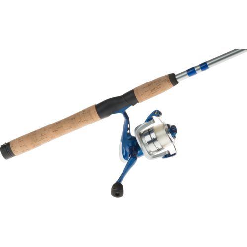 Shakespeare Catch More Fish Lake/Pond 6 ft M Spinning Rod and Reel Combo