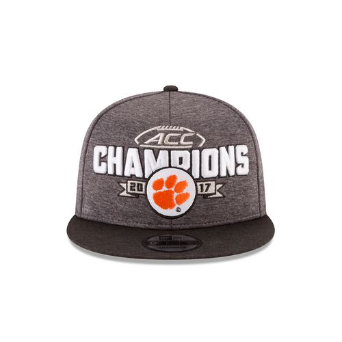 New Era Men's ACC Clemson University Champ '17 950 Cap