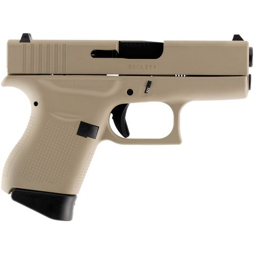 GLOCK G43 Subcompact 9mm Luger Pistol