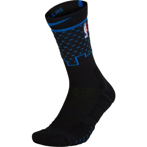 Nike Dallas Mavericks Elite Quick Crew Socks