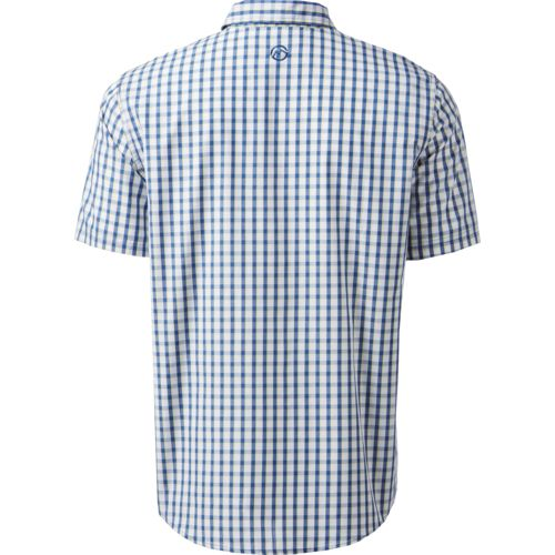 Magellan Outdoors Men's Padre Island Plaid Short Sleeve Shirt - view number 1