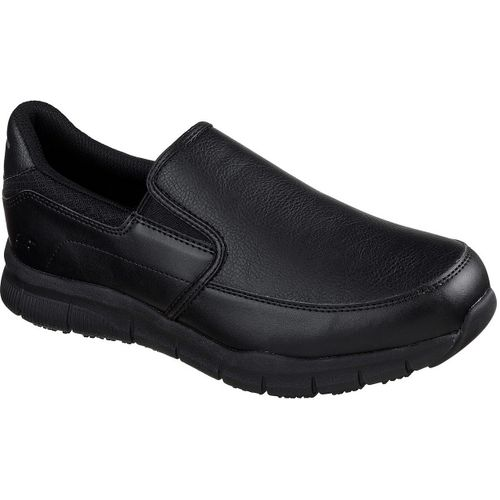 SKECHERS Men's Nampa Groton SR Work Shoes - view number 2