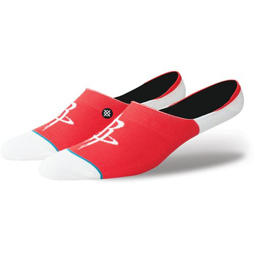 PKWY Men's Houston Rockets Invisible Sock