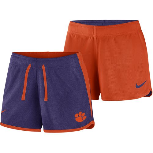 Nike Women's Clemson University Dri-Fit Touch Short