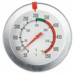 "Outdoor Gourmet 12"" Long-Stem Thermometer"