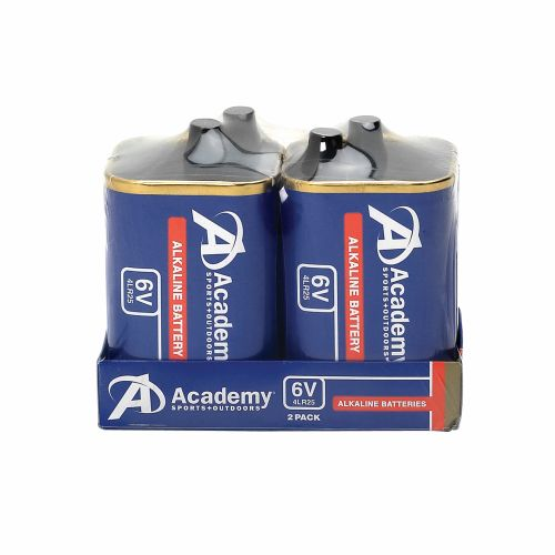 Academy Sports + Outdoors™ 6V Lantern Batteries 2-Pack