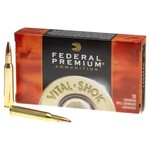 Federal Premium® Sierra® GameKing® .270 Winchester 130-Grain Rifle Ammunition