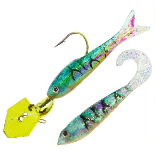 "Display product reviews for Z-Man® FlashBack® Mini 2"" ChatterBait®"