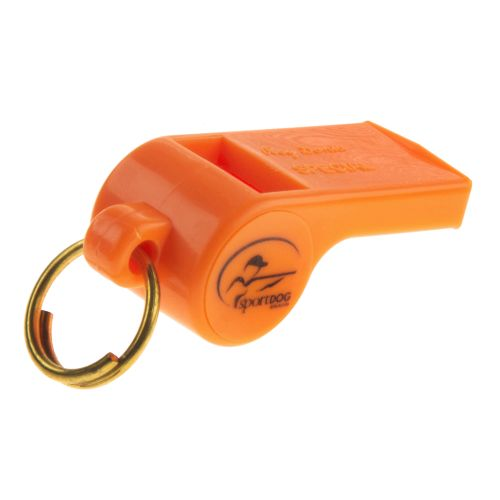 Display product reviews for SportDOG Brand® Roy Gonia Special Orange Whistle