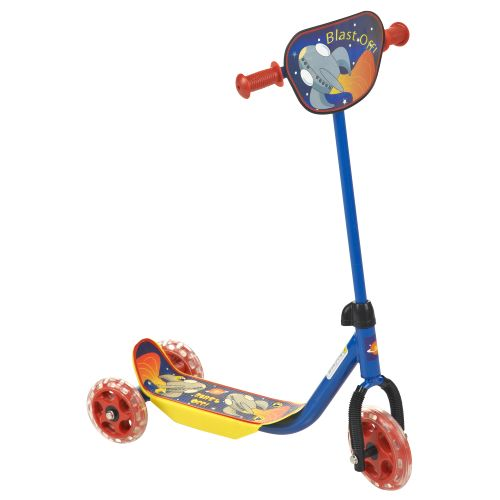 VMG Boys' Rocket 3-Wheel Training Scooter