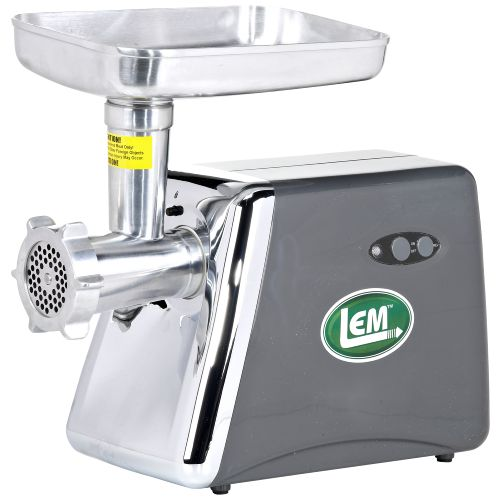 Image for LEM #8 Electric Meat Grinder from Academy