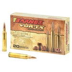 BARNES® VOR-TX™ 7mm Remington Mag 160-Grain Centerfire Rifle Ammunition