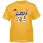 Adidas Youth Los Angeles Lakers Kobe Bryant T-Shirt