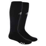 adidas Adults' Rivalry Multifield Team Socks 2-Pack