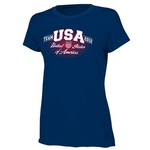 Womes's 2012 Team USA Olympic Trials T-Shirt