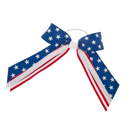 Soffe 3-Ribbon Scrunch Hair Bow