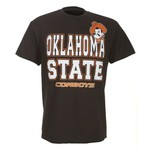 Majestic Adults' Oklahoma State University Section 101 Easy Choice T-shirt