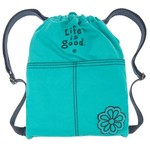 Life is good® Essentials Daisy Cinch Sack