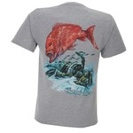 Salt Life Men's Big Red Short Sleeve T-shirt