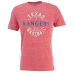 Majestic Men's Texas Rangers The Big Time Fashion T-shirt
