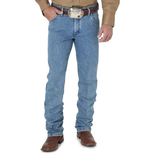 Wrangler Men's Advanced Comfort Regular Fit Jean