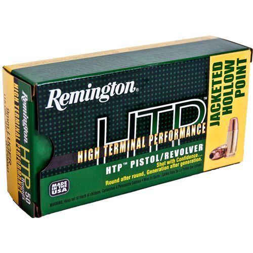 Display product reviews for Remington HTP .38 Special +P 110-Grain Centerfire Pistol Ammunition