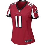 Nike Women's Atlanta Falcons Julio Jones #11 Game Team Home Replica Jersey