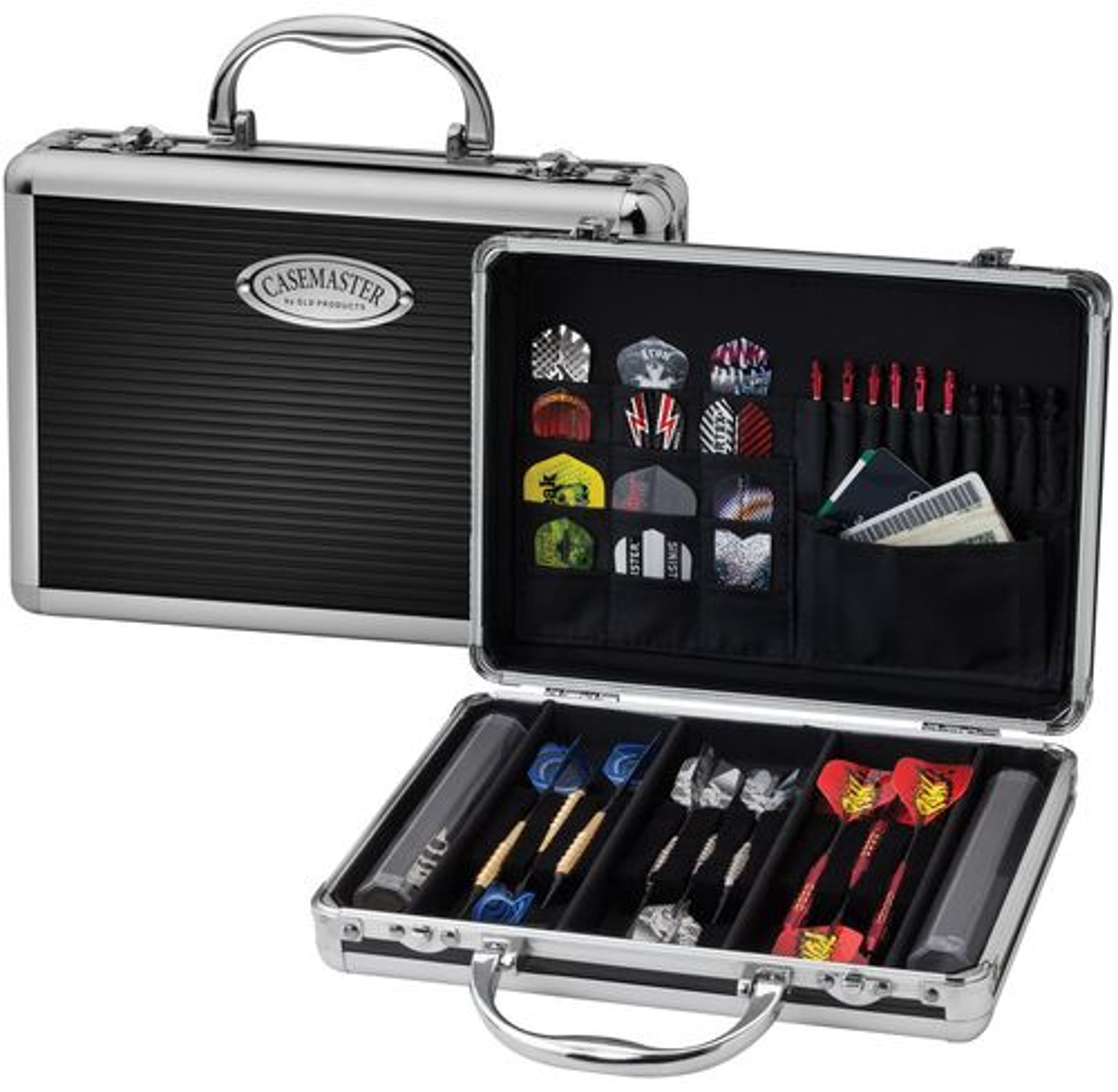 Display product reviews for Casemaster® Legion Aluminum Dart Case