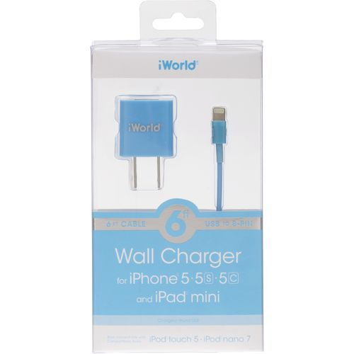 iWorld™ Wall Charger - view number 2